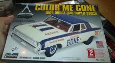 "LINDBERG 72156 1964 DODGE 330 COLOR ME GONE 1/25""MODEL CAR MOUNTAIN FS ""NEW BOX"""
