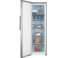 KENWOOD KTF60X15 Tall Freezer Stainless Steel Open door & temperature alarms