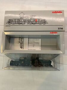 Märklin H0 3756 - Digital Electric locomotive  SBB Series Ce 6/8 III Crocodile