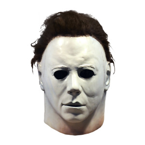TRICK OR TREAT STUDIOS HALLOWEEN 1978 MICHAEL MYERS MASK IN STOCK