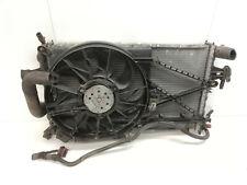 Opel Zafira A  - Wasserkühler Kühler Lüfter Lüftermotor Lüfter   9157709 (63)