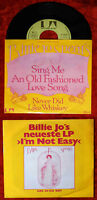 Single Billie Jo Spears: Sing Me An Old Fashioned Song /United Artists 36 179 AT