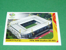 9 DORTMUND PANINI FOOTBALL GERMANY 2006 COUPE MONDE WM FIFA WORLD CUP