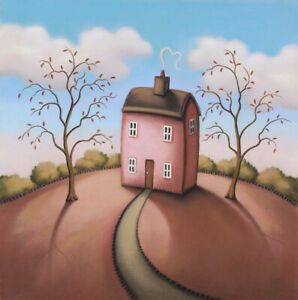 Paul Horton Heart to Heart Limited Edition Giclee print