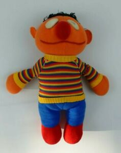 Kickerbocker Sesame Street Ernie Doll