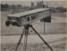 Binocular TELESCOPE 1952 How-To Build PLANS/INFO Bird Watching Satellite