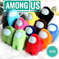 Among Us Game Imposter Crewmate Soft Plush 10 Cm Doll Toys Cute Plushies Gift