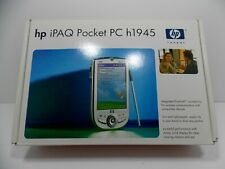 Hp iPaq H1945 Pocket Pc 266Mhz 64Mb Ram 3.5-in Tft Color Lcd Free 3 pk.Stylus