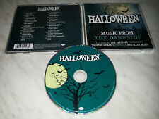 CD HALLOWEEN - MUSIC FROM THE DARKISDE - RAMONES RADIOHEAD BIFFY CLIRO