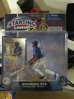 Starting Lineup 2 Kansas City Royals Jermaine Dye