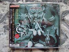 GATES OF ISHTAR The Dawn Of Flames CD JAPAN OBI + 4 bonus tracks