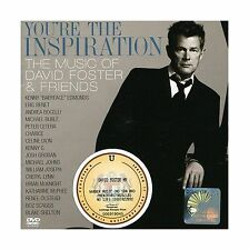 You're the Inspiration: the Music of David Foster (Incl. Bonus ... Free Shipping