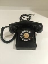 Antique Western Electric telephone Model 302 with F1 Handset / Working / Reduced