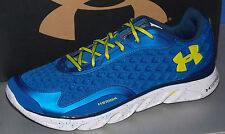 MENS UNDER ARMOUR UA SPINE RPM STORM SQUADRON / MIDNIGHT NAVY / BITTER SIZE 8