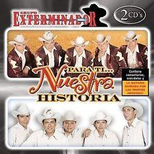 Grupo Exterminador : Para Ti: Nuestra Historia CD