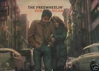 BOB DYLAN - THE FREEWHEELIN'  cbs  62193  LP 1966 IT
