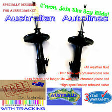 1 pair strut Holden Apollo JM JP front Shock Absorbers 95-97 with fixed springs