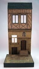 Reality In Scale 35132 - German Fachwerk House #1- 1:35 scale resin diorama kit