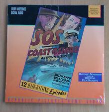 SOS Coast Guard (1937)  Laserdisc LV23826 Brand New Sealed
