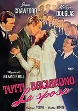 Dvd TUTTI BACIARONO LA SPOSA - (1942)  *** A&R Productions *** .....NUOVO