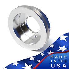 Billet Aluminum Big Block Ford Crankshaft Pulley 429 460 1V BBF Crank V-belt