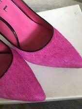 Ravel Brillante UK 4 Zapatos de Barbie Pink Pony