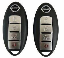 2 Keyless Entry Remote Key Fobs for Nissan Maxima and Altima KR55WK48903