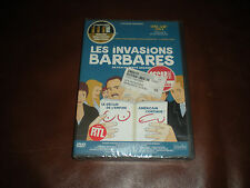 DVD FILM DE DENYS ARCAND LES INVASIONS BARBARES - NEUF SOUS BLISTER