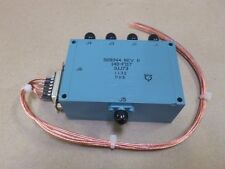 VIASAT 528344 RADIO FREQUENCY TRANSMISSION SWITCH FOR AFSCN FGS 5985014326686