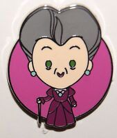 Disney World Of Evil Mystery Pin Collection Cinderella Lady Tremaine