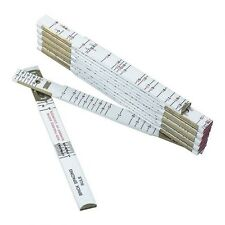 Masonry Brick Spacing Rule 6' Wood Lufkin
