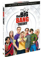 THE BIG BANG THEORY - STAGIONE 09 (3 DVD) SERIE TV WARNER