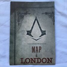 """Assassin's Creed Syndicate Map Poster Collector """"NEW"""""""