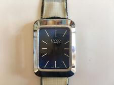 Used - Vintage Watch LANCO Reloj - IT NOT WORKS NO FUNCIONA - 37 x 27 mm - Usado