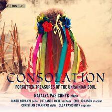 Consolation: Forgotten Treasures of the Ukrainian, New Music
