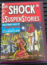 EC ARCHIVES - SHOCK SUSPENSTORIES - Hardcover Books Russ Cochrane Volume 1 2 3