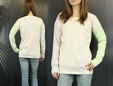 VOLCOM SURF MOTOCROSS WOMEN STARK SWEATER PULLOVER SHIRT SMALL TT29