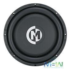 "*NEW* MEMPHIS AUDIO SA10S4 500W MAX 10"" SINGLE 4-OHM CAR SUBWOOFER SUB SA10-S4"