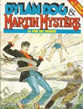 DYLAN DOG & MARTIN MYSTERE - LA FINE DEL MONDO