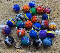 NBA Basketball key chains