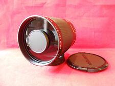 Soligor S/M Mirror Lens 8,8/500mm Spiegel Objektiv Durchmesser 67 Gewinde M42