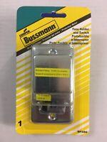 Cooper Bussmann Buss Fuse Holder and Switch Model BP/SSU New