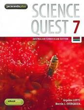 Science Quest 7 & EBookPLUS - Australian Curriculum Edition by Merrin J....