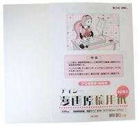 ya08449 Icy IC Inc. manuscript paper 135KG IM-35B thick B4 40 Sheets manga comic