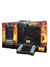Jumping Castle Starwars Jumping Slide Castles Party Event Childrens *HIRE ONLY*