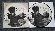 Prince - Letitgo 7'' Single PICTURE DISC