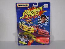 1991 MATCHBOX--SCREAMIN' STOCKS--DAVEY ALLISON'S HAVOLINE THUNDERBIRD CAR (NEW)