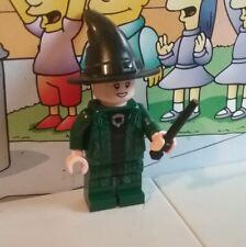 Harry Potter lego mini figure PROFESSOR MCGONAGALL from 75964 advent calendar