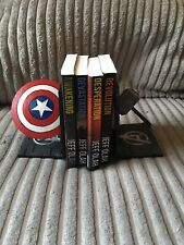 Avengers Bookends