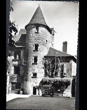 SAINT-CERE (46) CITROEN HY à l'HOTEL DE PUYMULE en 1962